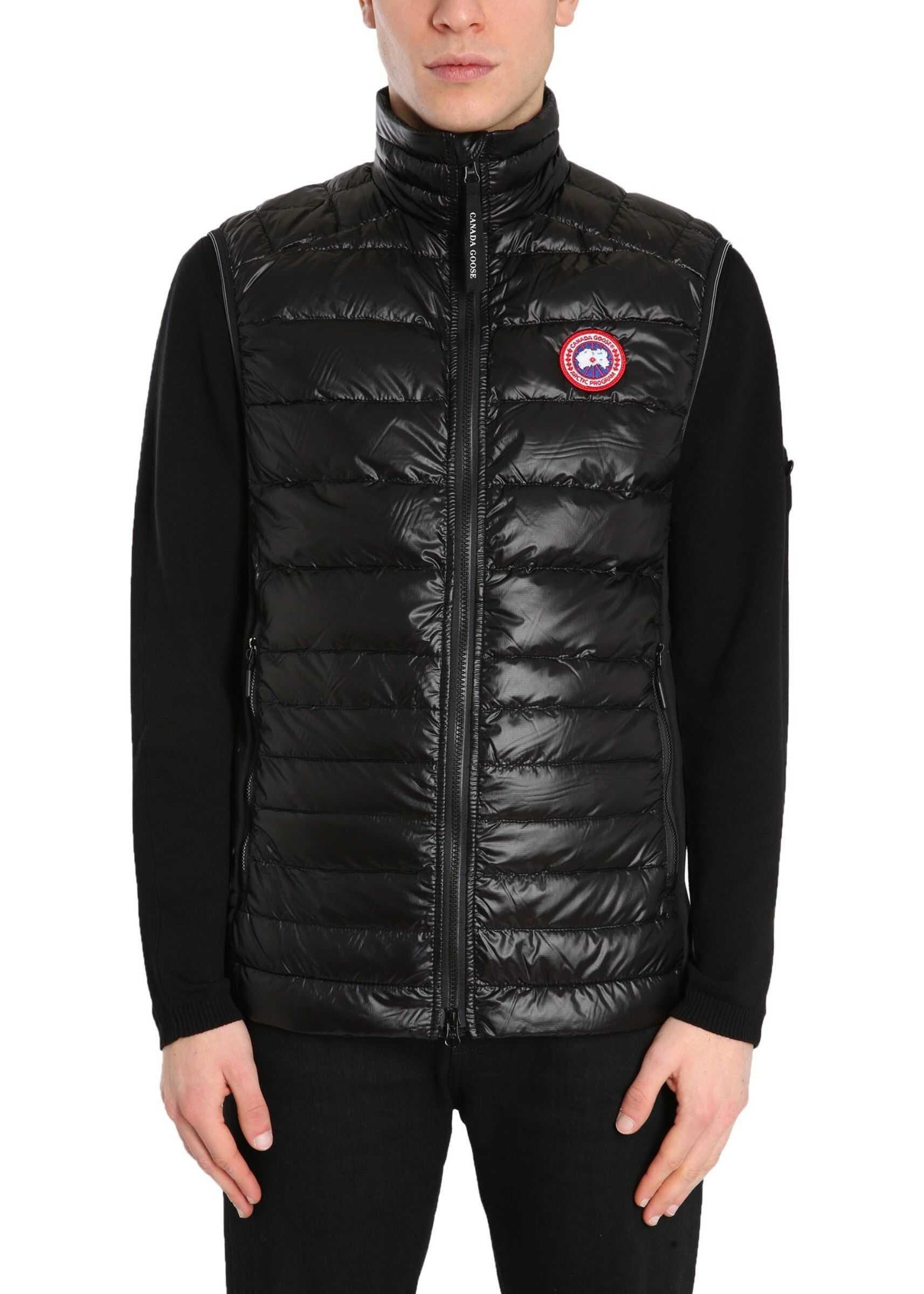CANADA GOOSE Sleeveless Jacket BLACK imagine