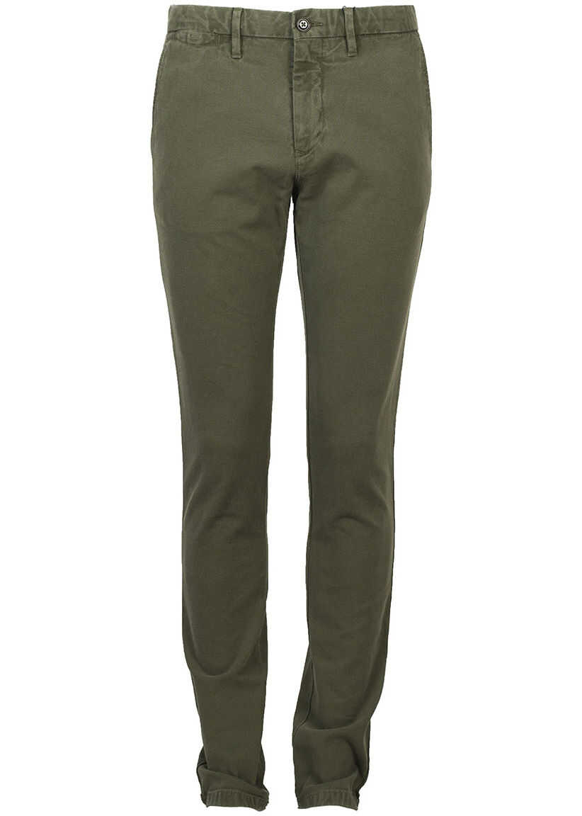 Tommy Hilfiger Bleecker Chino MW0MW04651321 Wojskowa Zieleń imagine