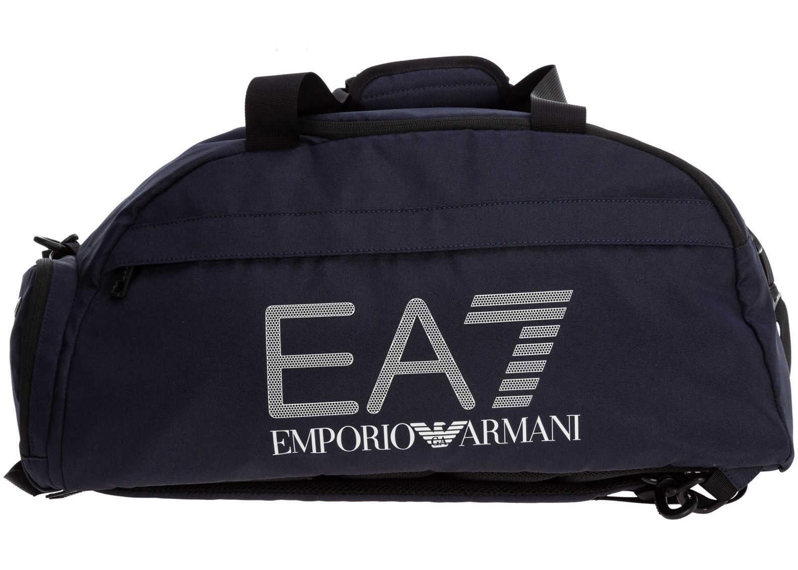 EA7 Shoulder Bag 2761341P81306935 Blue imagine b-mall.ro