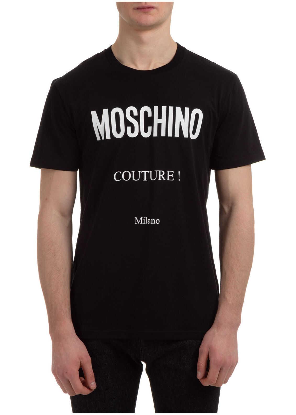 Moschino Question Mark Black imagine