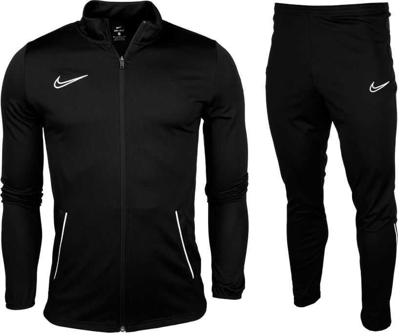 Nike Dri-Fit Academy 21 Tracksuit Black imagine