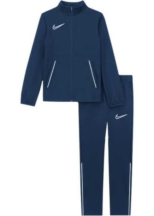 Nike Dri-Fit Academy 21 Tracksuit Blue imagine