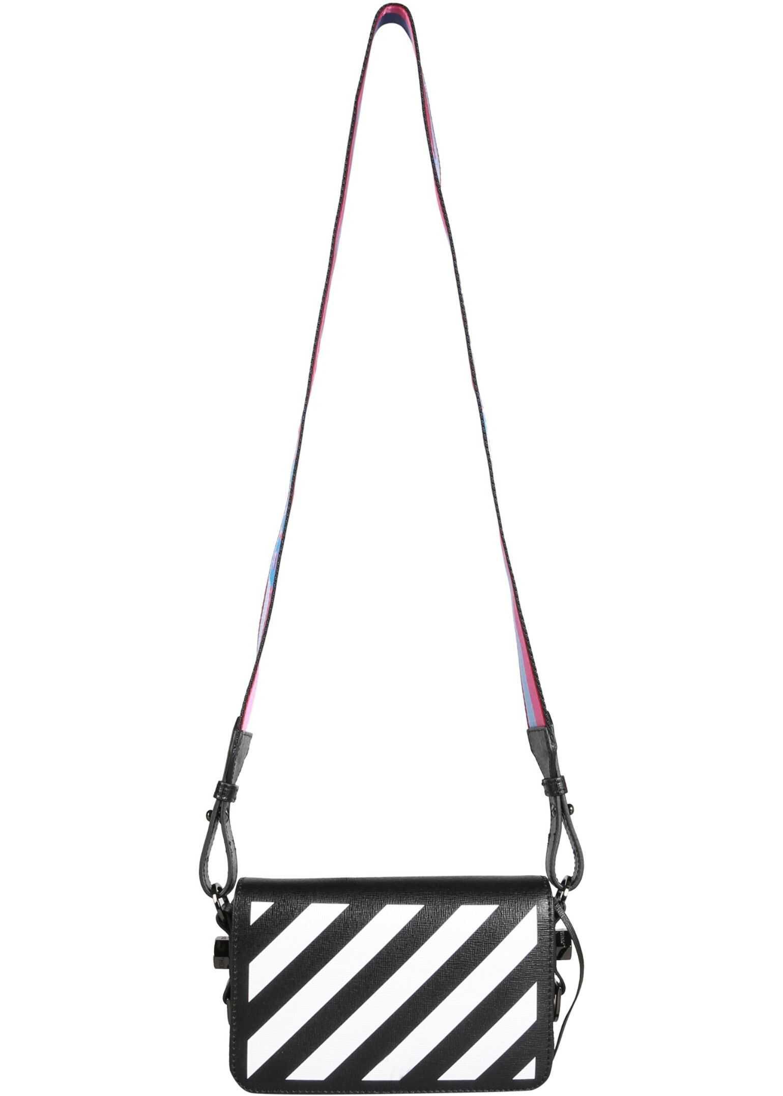 Off-White Mini Leather Bag OWNA038_R21LEA0011001 BLACK imagine b-mall.ro