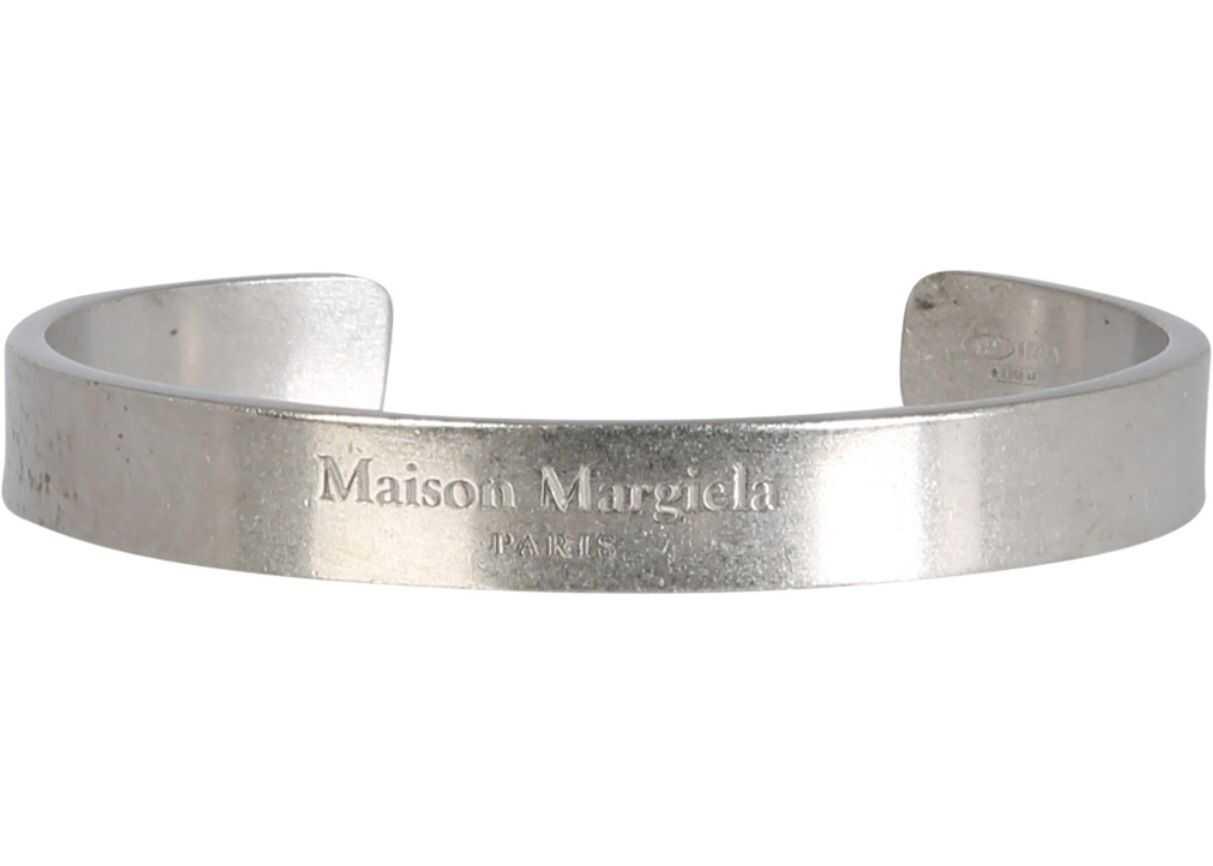 Maison Margiela Rigid Bracelet SILVER