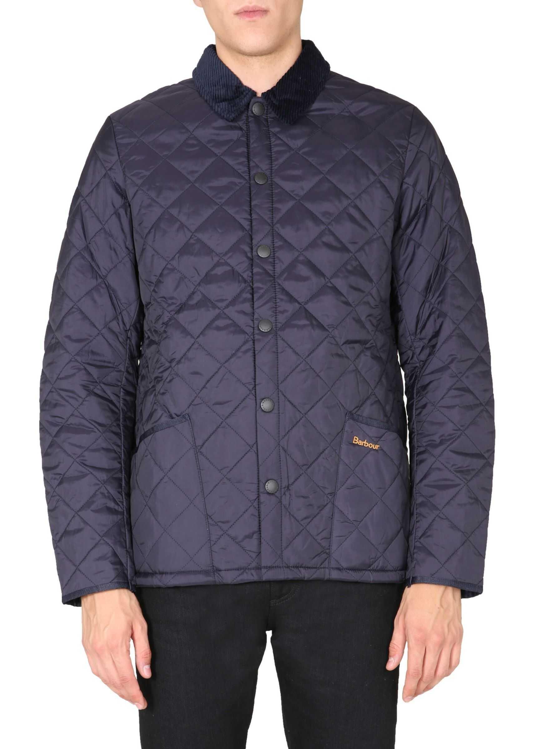 """Barbour """"Heritage Liddesdale"""" Jacket BLUE imagine"""