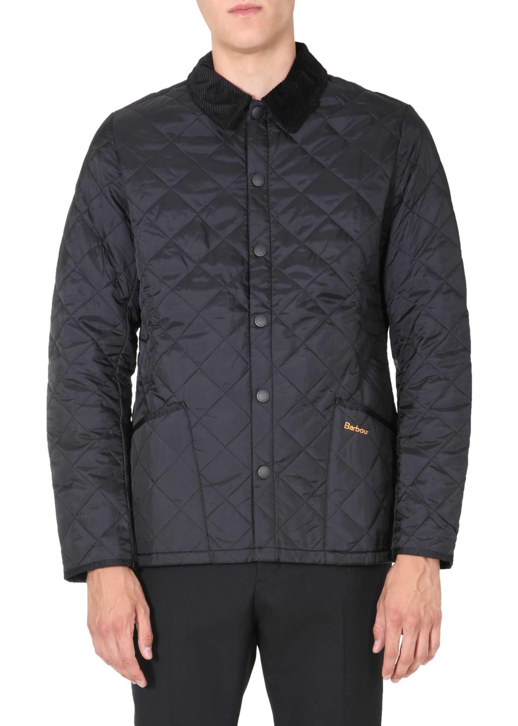 """Barbour """"Heritage Liddesdale"""" Jacket BLACK imagine"""