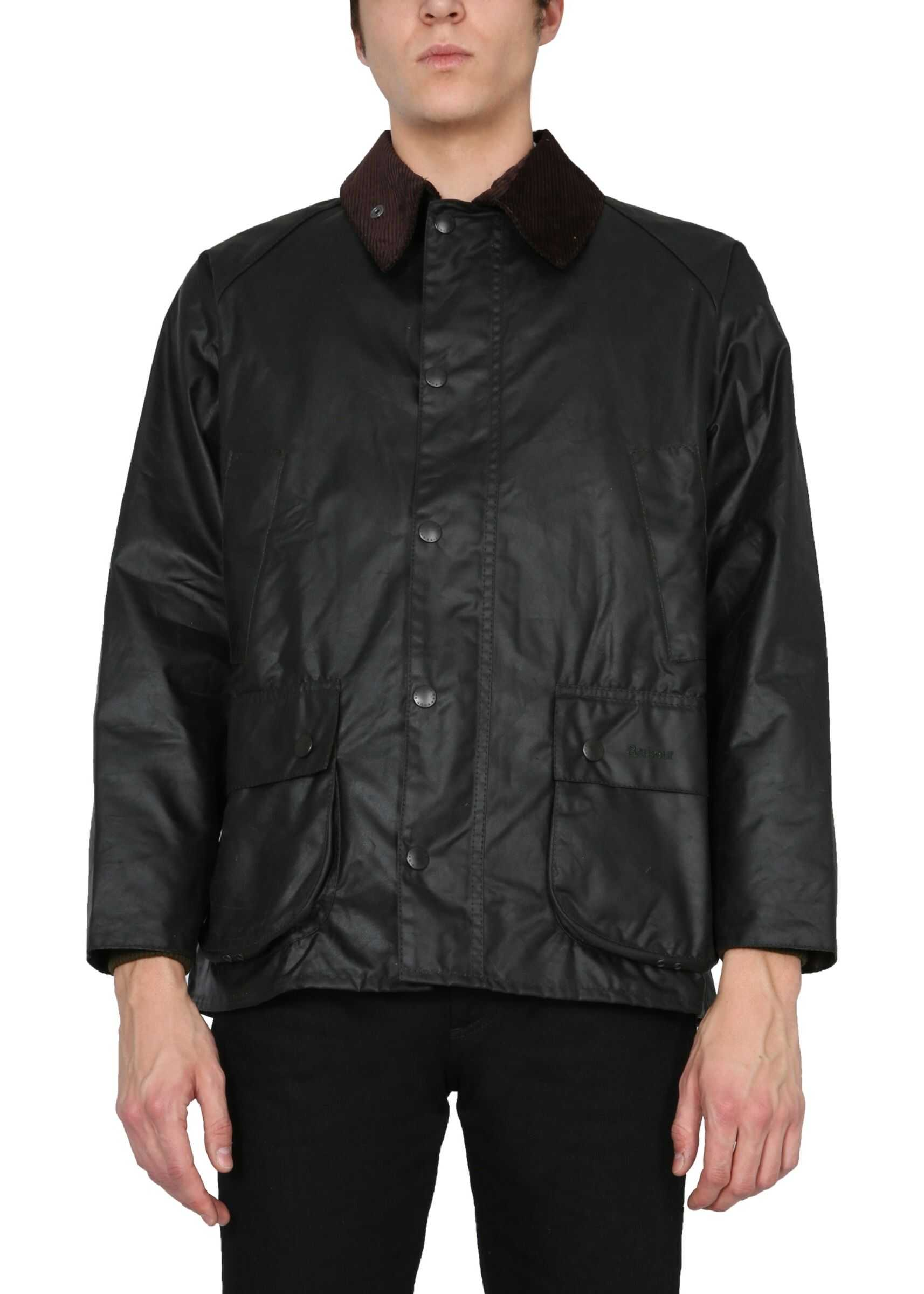 """Barbour """"Bedal Jacket GREEN imagine"""