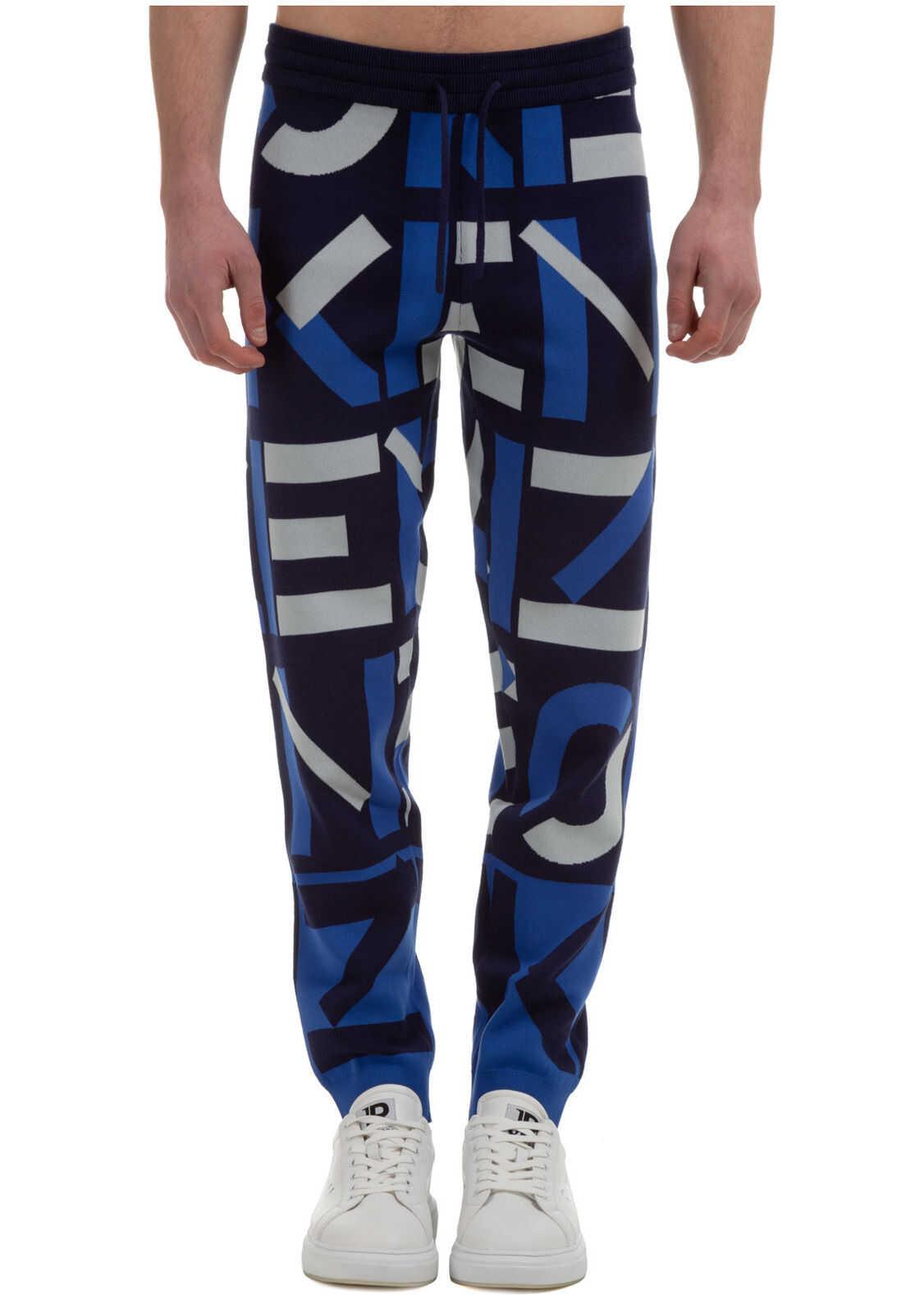 Kenzo Tracksuit Trousers Black imagine