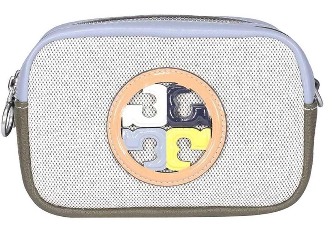 Tory Burch Mesh Camera Bag In Multicolor 80438459 Multi imagine b-mall.ro