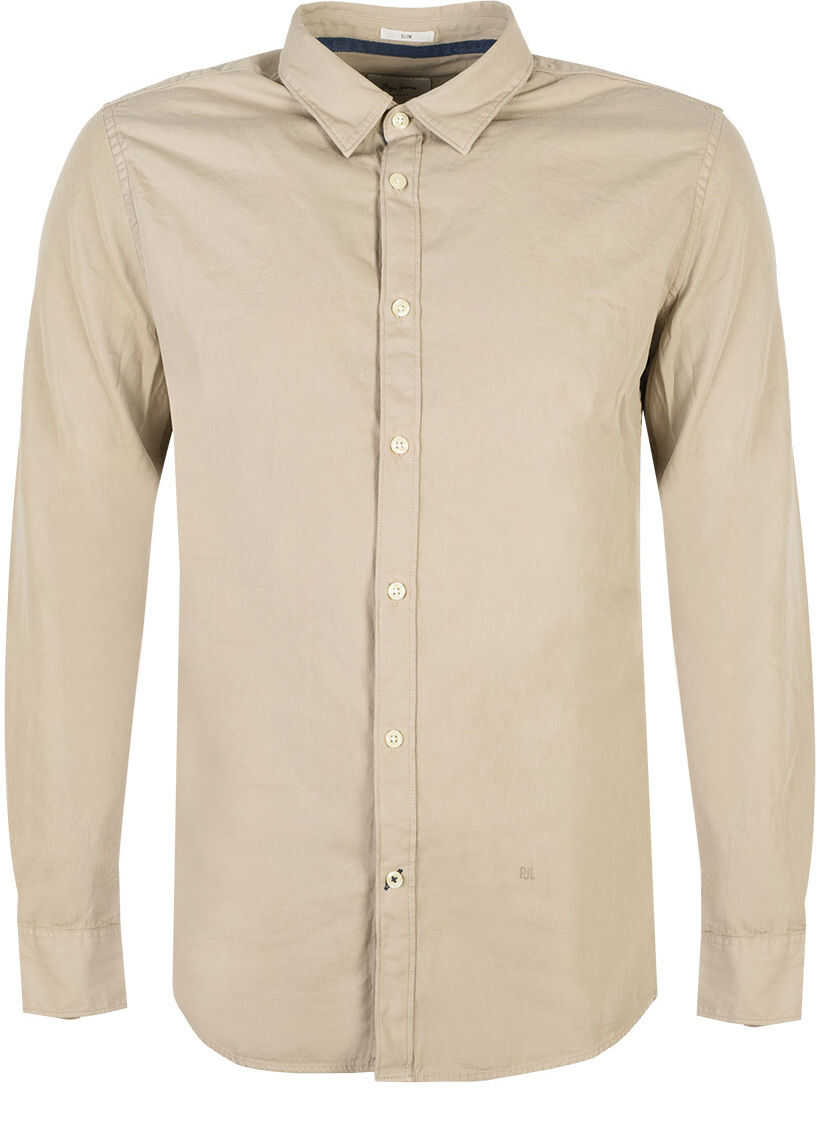 Pepe Jeans George PM306162 Beżowy imagine