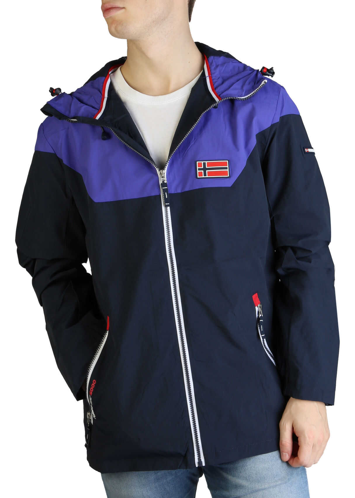 Geographical Norway Afond_Man BLUE imagine