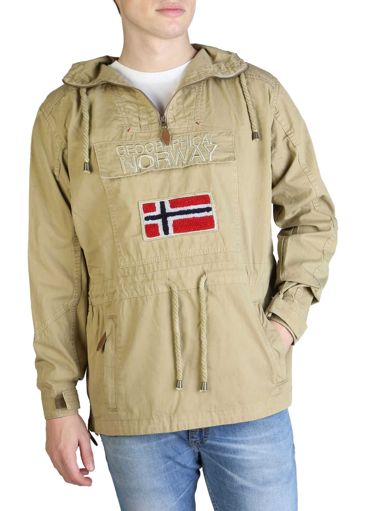 Geographical Norway Chomer_Man BROWN imagine