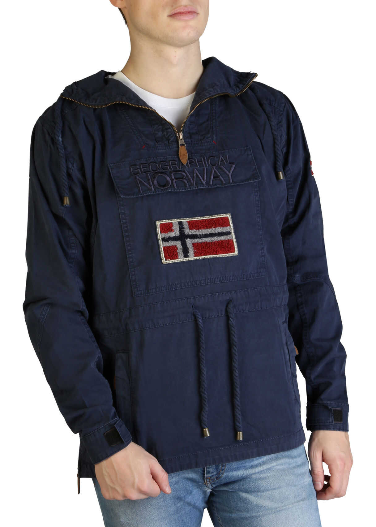 Geographical Norway Chomer_Man BLUE imagine