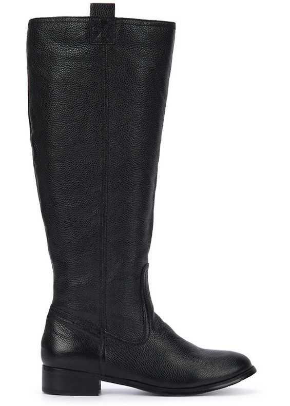Lumiani Black Boots Black