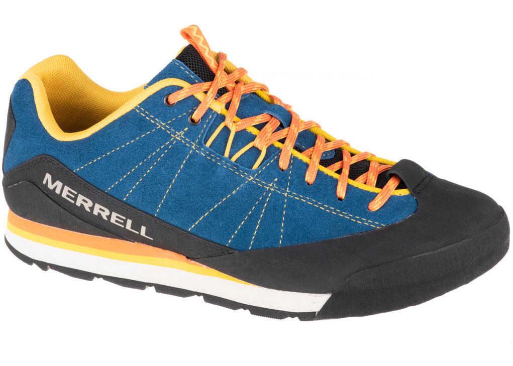 Merrell Catalyst Suede Blue imagine b-mall.ro