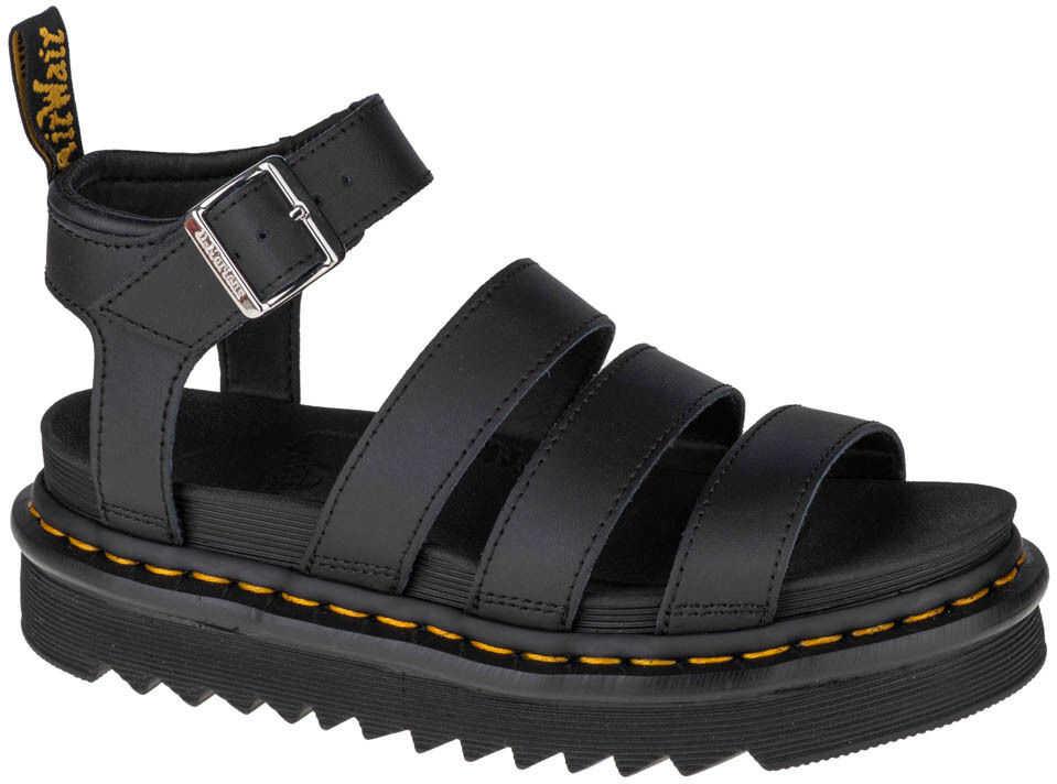 Dr. Martens Blaire Hydro Sandals Black imagine b-mall.ro
