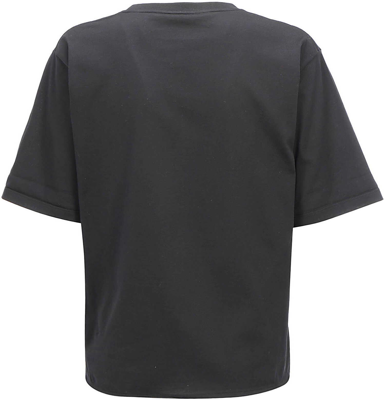 Saint Laurent T-Shirt 460876YB2DQ NOIR image0
