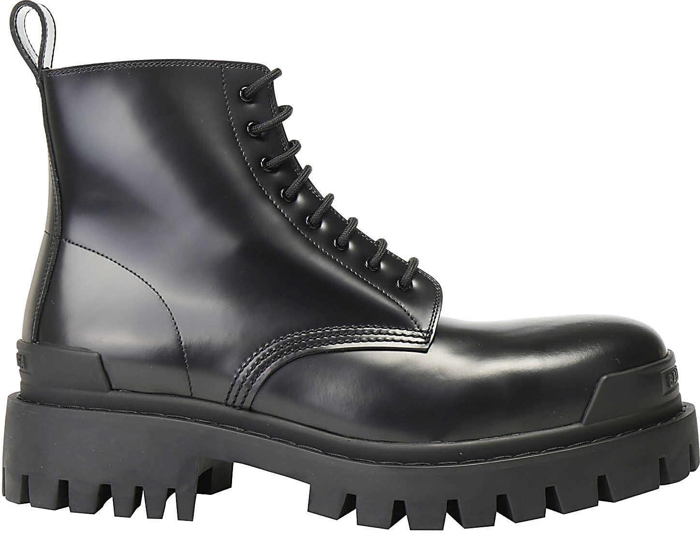 Balenciaga Strike Boots 589338WA960 N/A imagine b-mall.ro