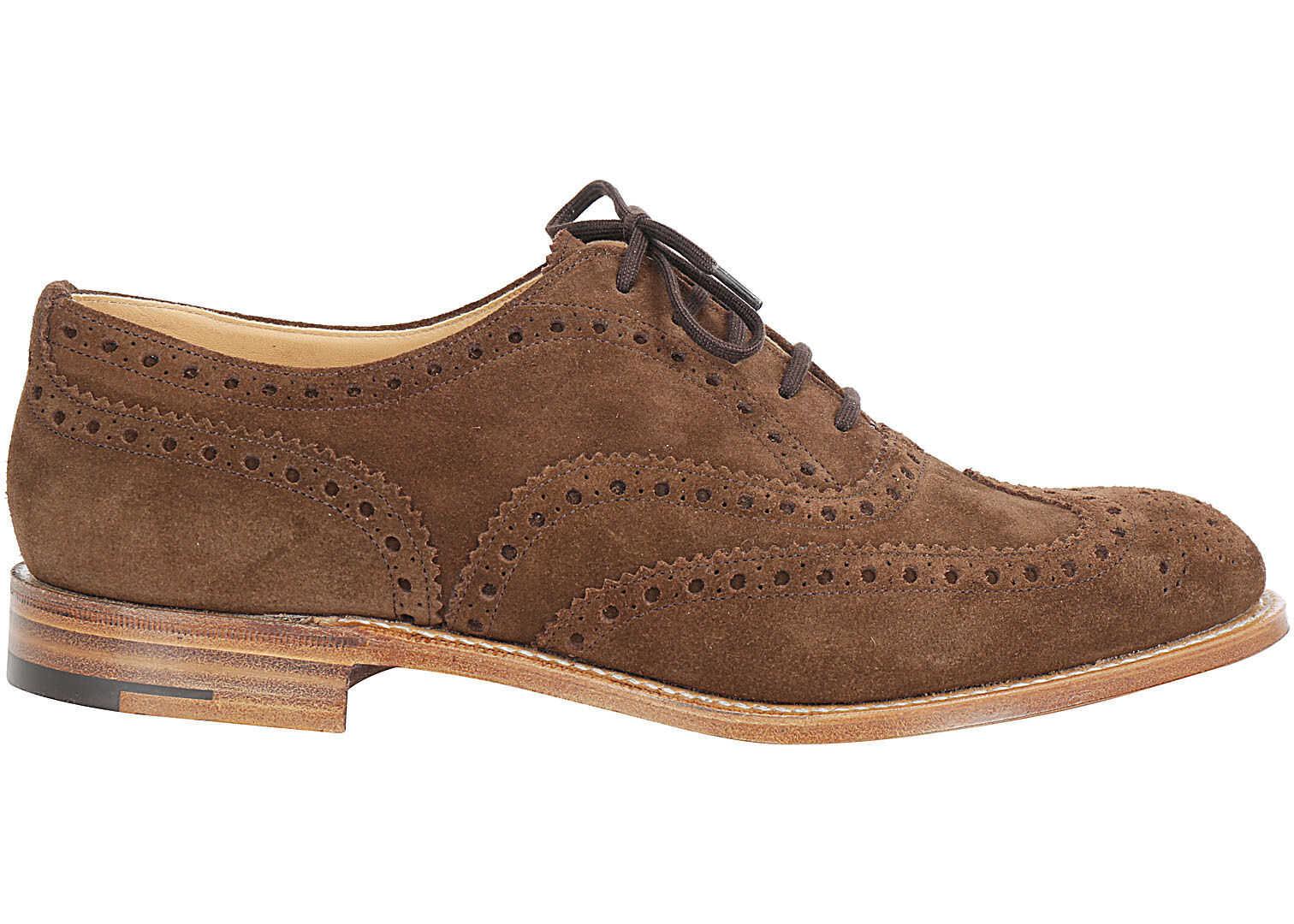 Church's Burwood Lace Up Shoes EEB264FG000009VE SIGAR imagine b-mall.ro