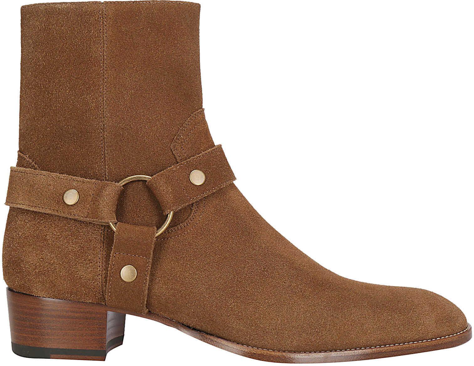 Saint Laurent Boots 443190BPN00 N/A imagine b-mall.ro
