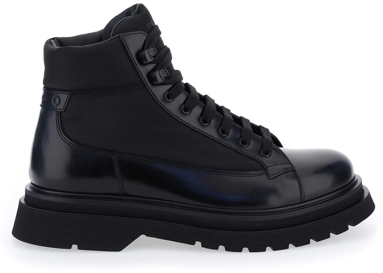 Prada Boots 2TE1483KZP N/A imagine b-mall.ro