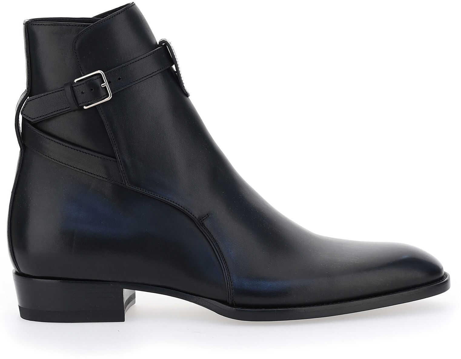Saint Laurent Boots 6304821YL00 N/A imagine b-mall.ro