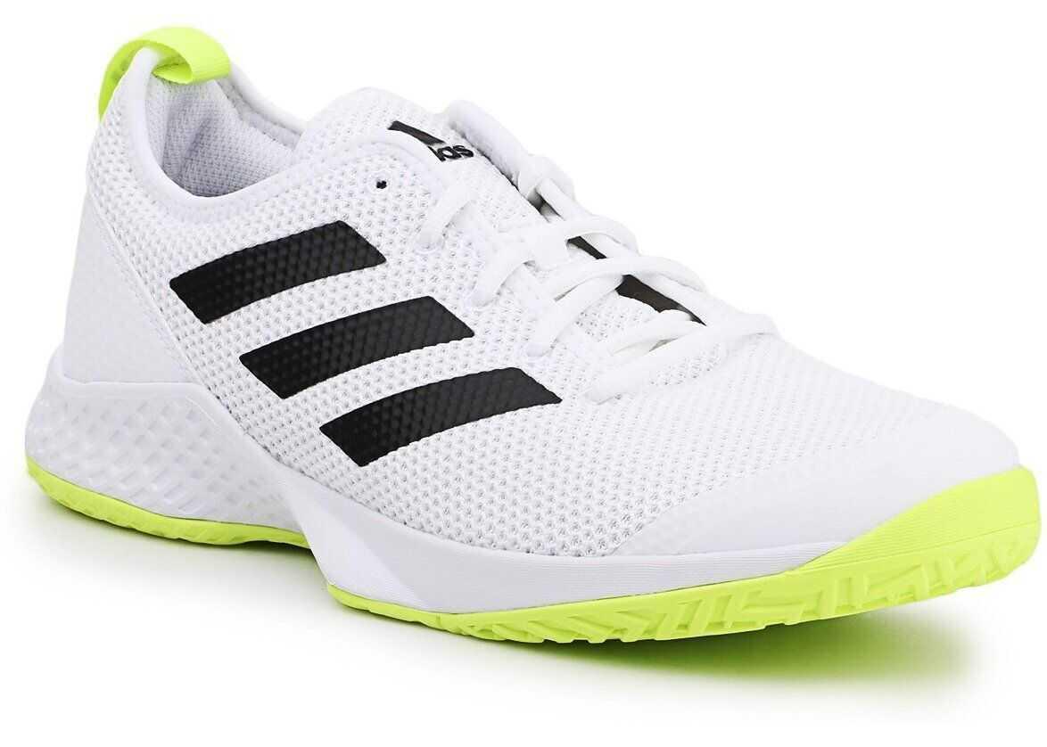 adidas Performance Tennis shoes Adidas COURT CONTROL M FZ3650 WHITE imagine b-mall.ro