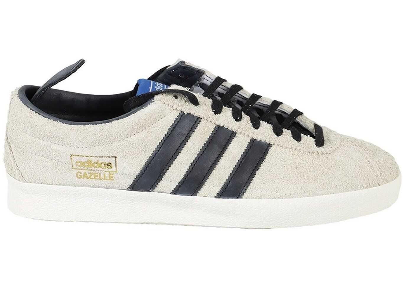 adidas Originals Gazelle Vintage Sneakers In White FX5488 White imagine b-mall.ro