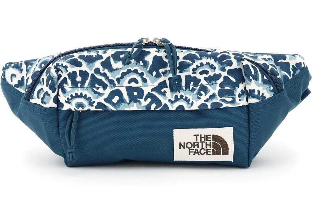 The North Face Lumbar Pack Floral Print Belt Bag NF0A3KY6 MTRYBLUASHBURYFLORALPRINT imagine b-mall.ro