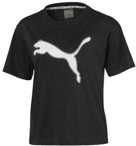 PUMA Modern Sports Logo Tee* Black
