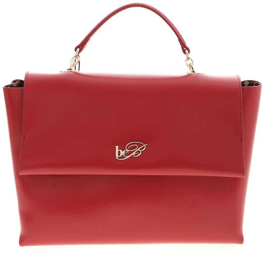 Be Blumarine Shoulder Bag In Red E17ZBBB2 71721 500 Red imagine b-mall.ro