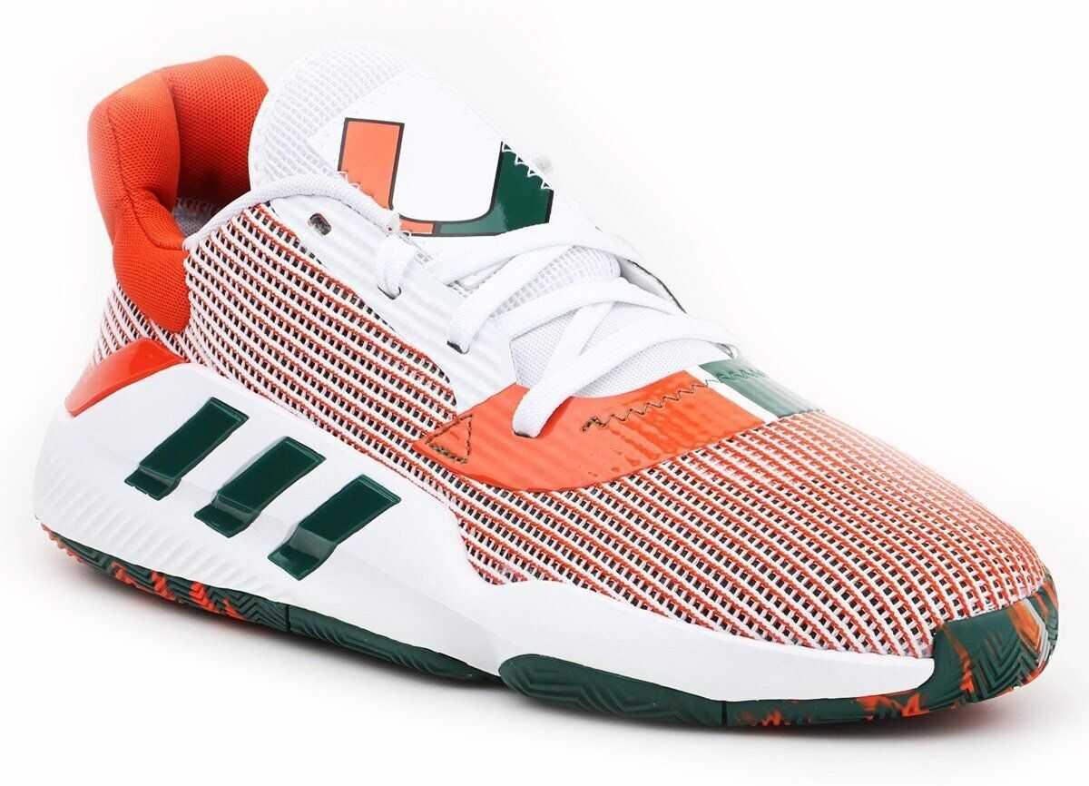 adidas Performance Basketball shoes Adidas PRO BOUNCE 2019 LOW EE3893 GREEN imagine b-mall.ro