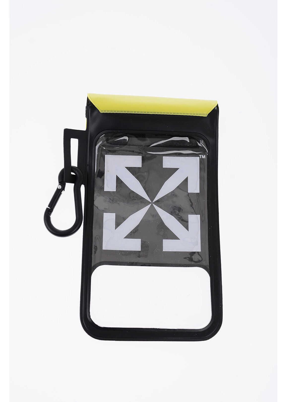 Off-White Waterproof Case BLACK imagine b-mall.ro