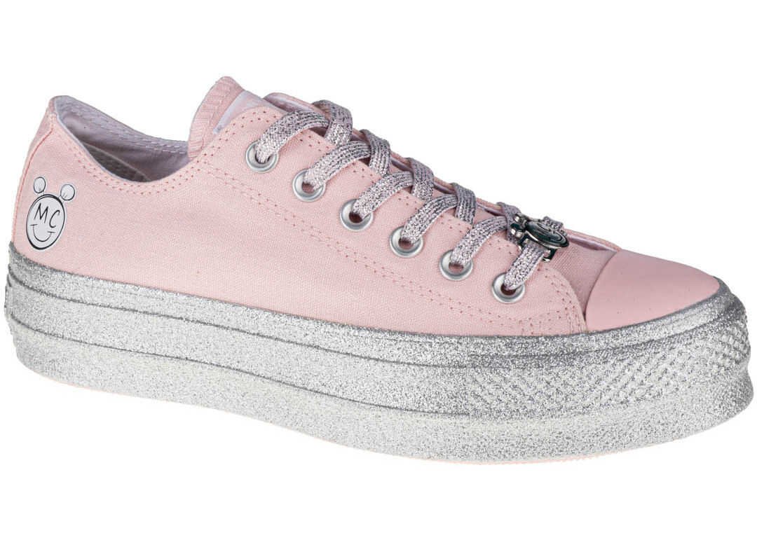 Converse X Miley Cyrus Chuck Taylor All Star* Pink
