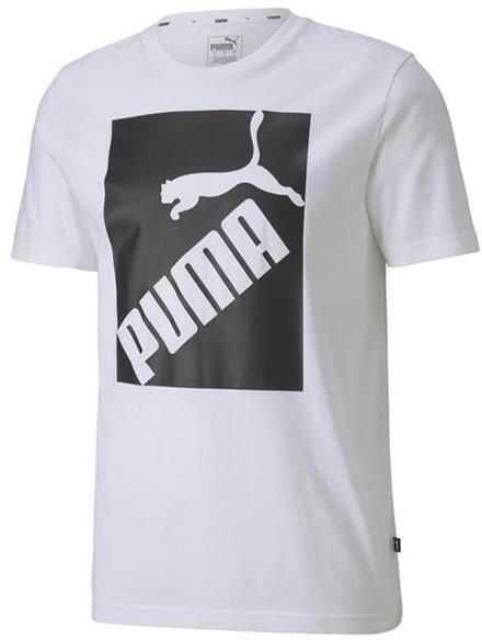 PUMA Big Logo Tee* White