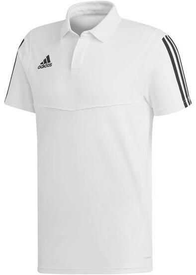 adidas Tiro19 Co Polo* White