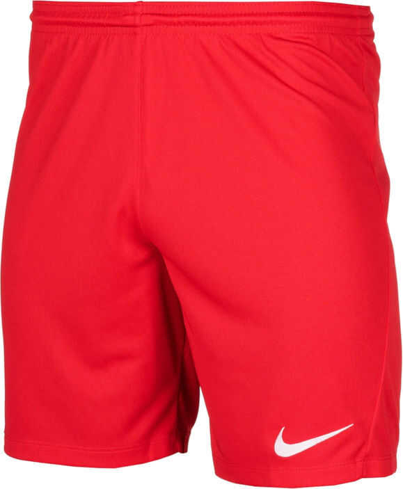 Nike Park III Shorts* Red