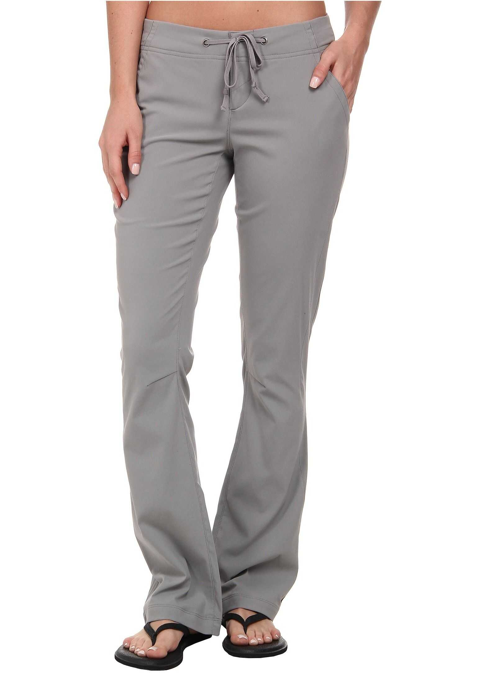 Columbia Anytime Outdoor™ Boot Cut Pant Light Grey