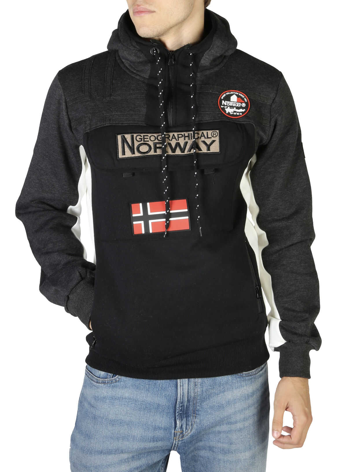 Geographical Norway Fitakol_Man* GREY