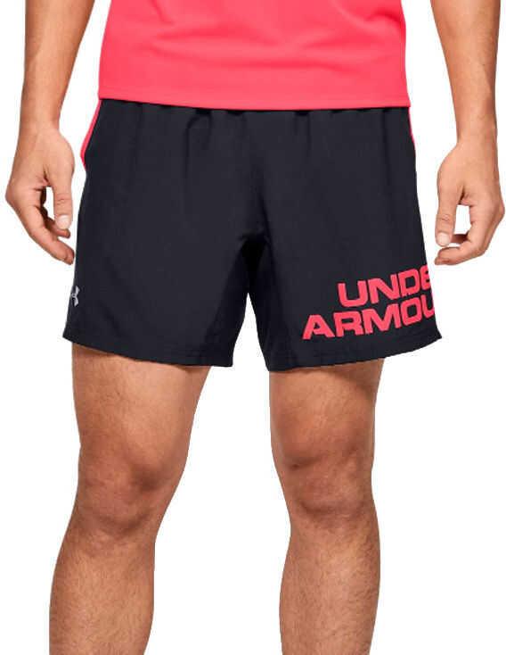 Under Armour Speed Stride Graphic 7 Shorts* Black