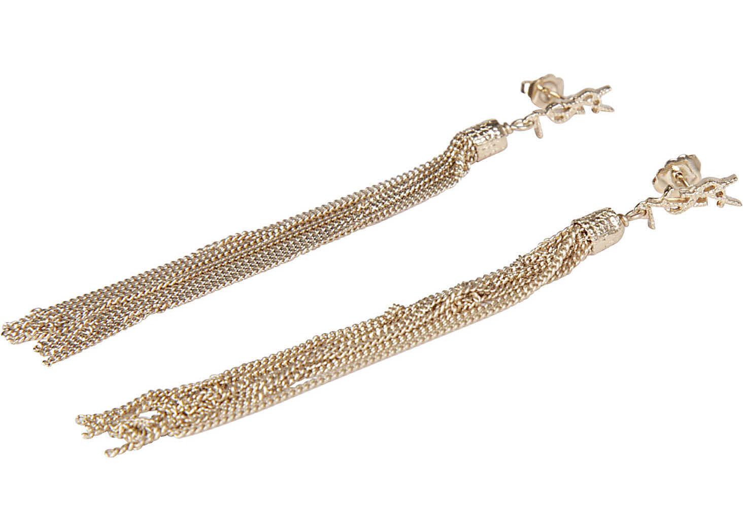 Saint Laurent Earrings 506030Y1614 DORE CLAIR image0