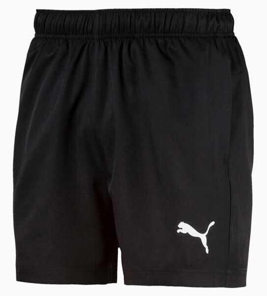 PUMA Active Woven Short 5* Black