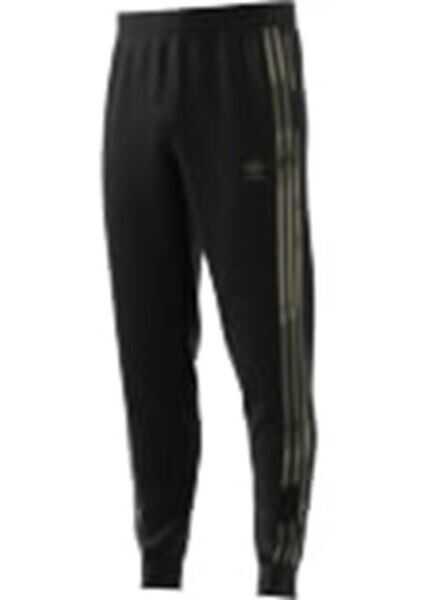 adidas Camo 3-Stripes Pants* Black