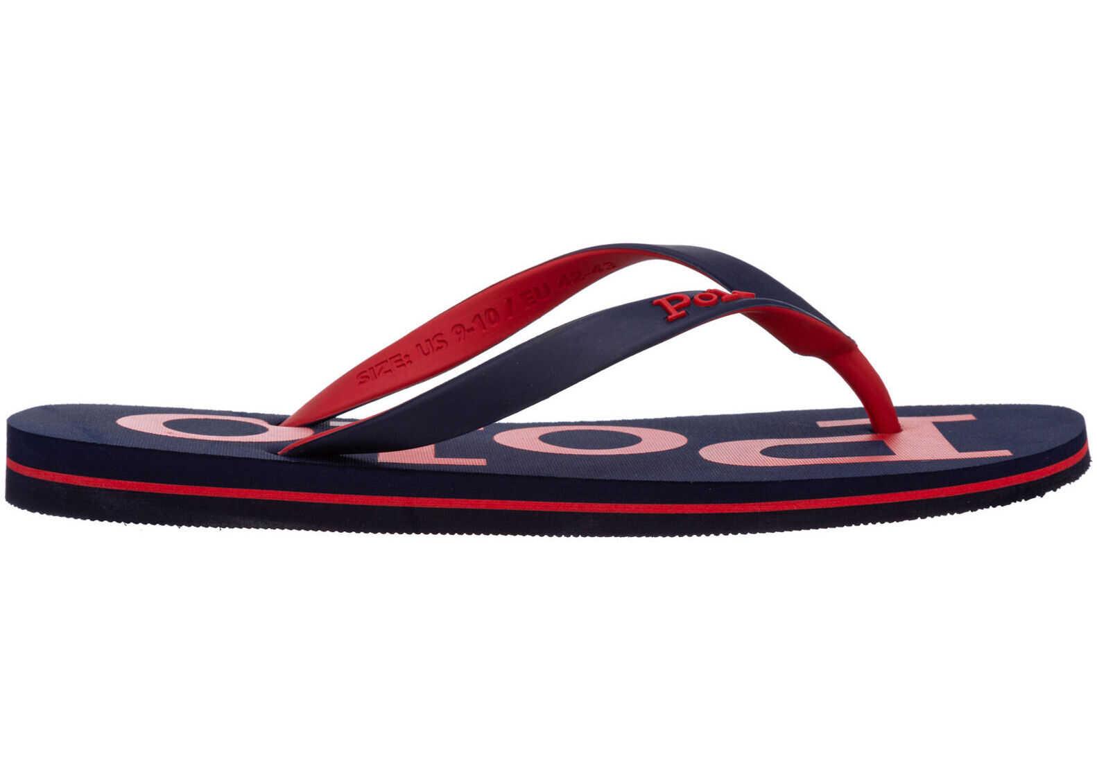 Ralph Lauren Flops Sandals* Blue