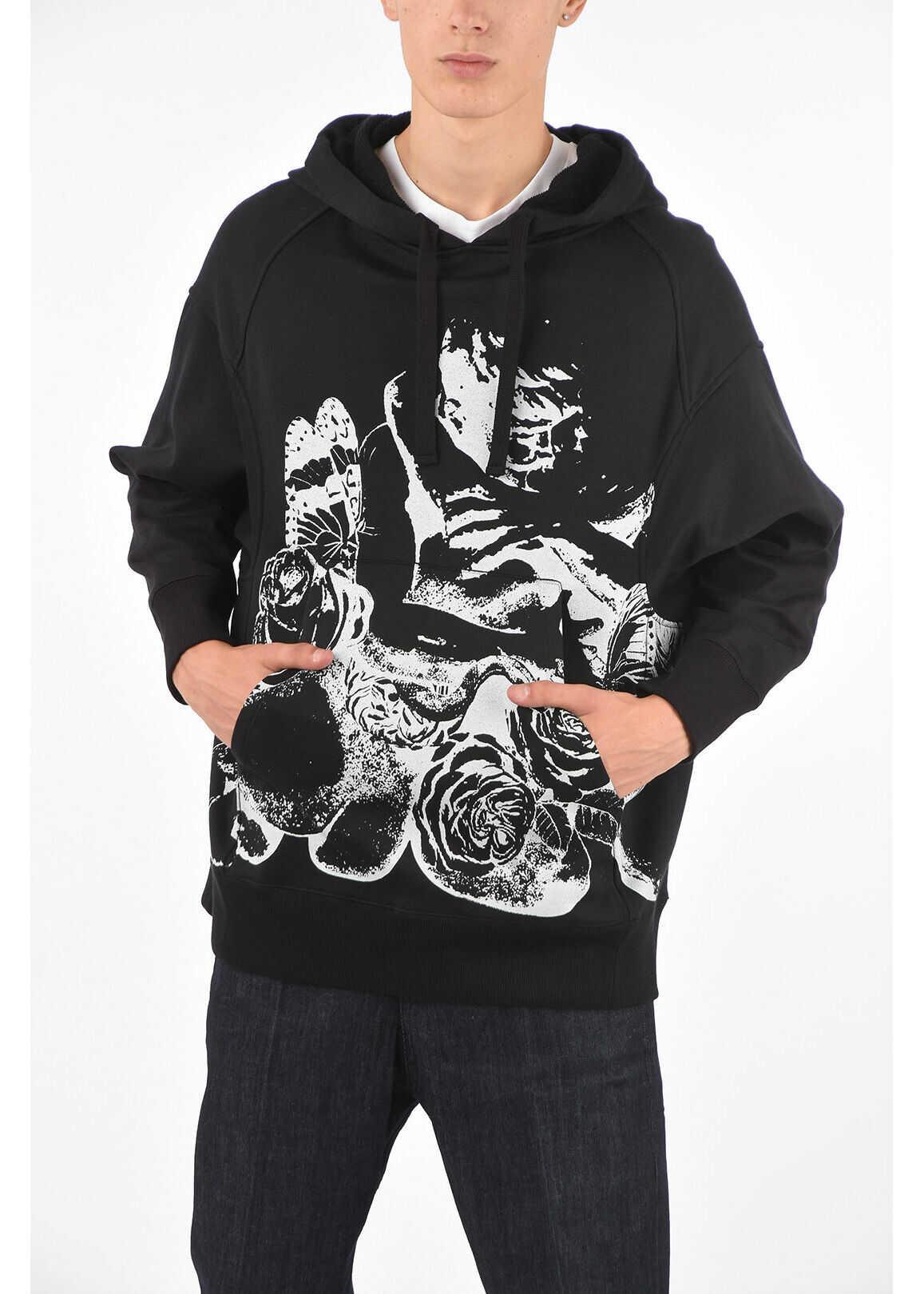 Valentino Garavani Undercover Jun Takahashi Printed Sweatshirt Black image0
