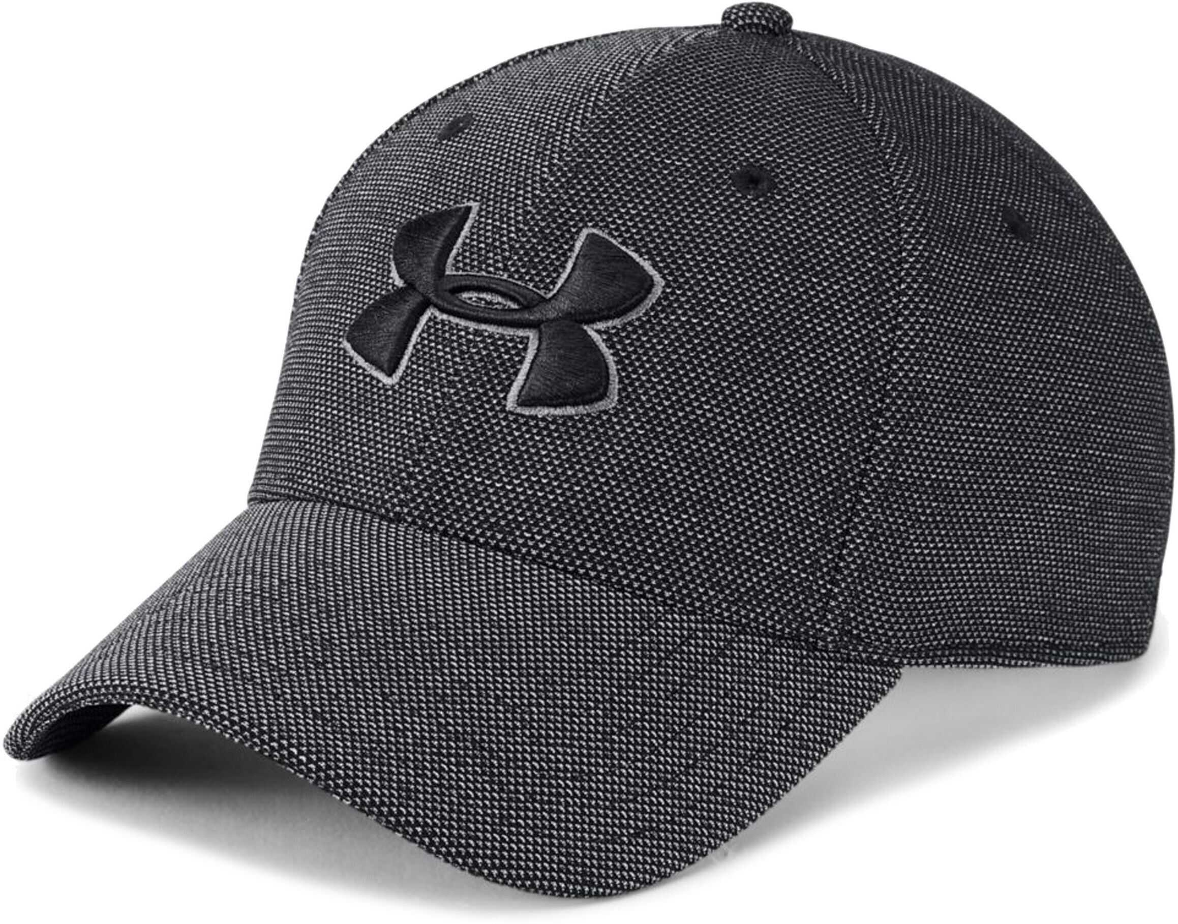 Under Armour Mens Heathered Blitzing 3.0* Graphite