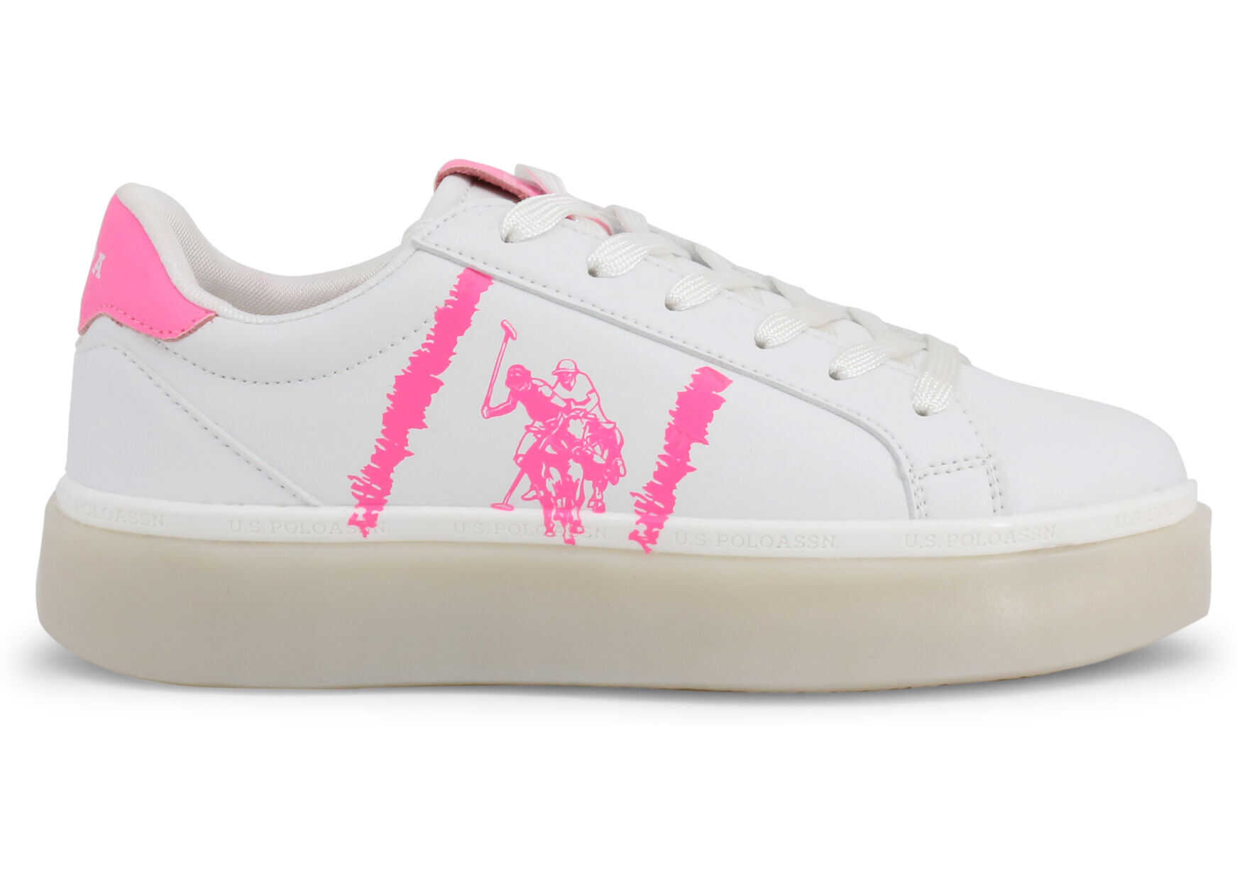 U.S. POLO ASSN. Lucy4179S0_Y1* WHITE