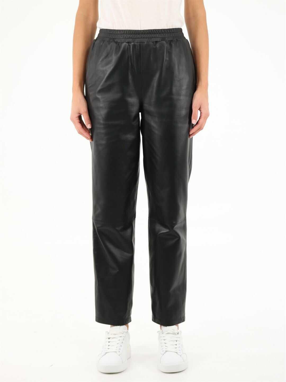 ARMA Abigail Leather Pants 004L216021.02 Black image0