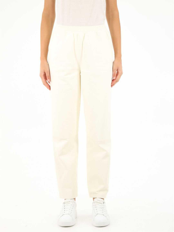 ARMA Abigail Cream Leather Pants 004L216021.02 N/A image0