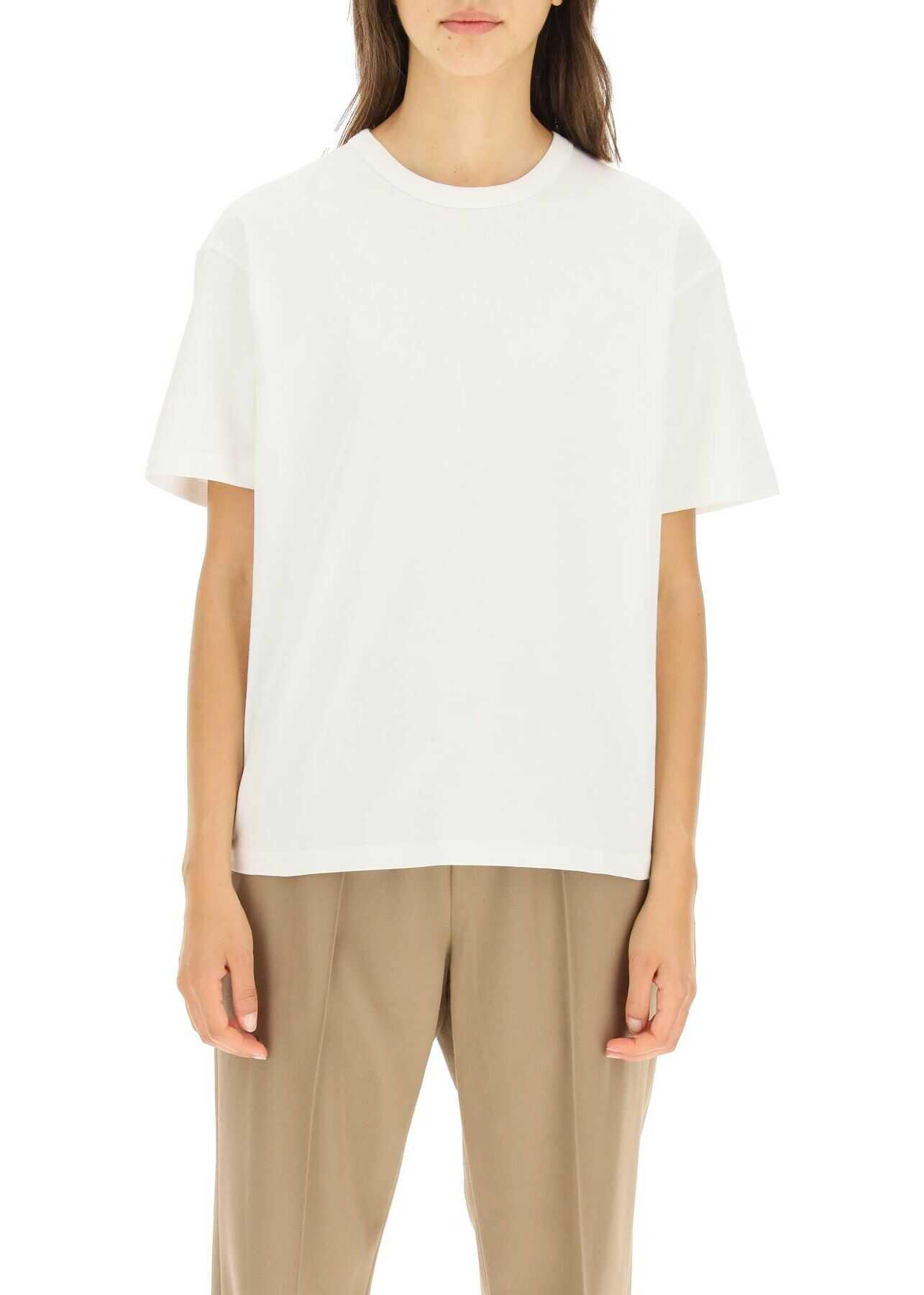 A.P.C. A.p.c. Alma T-Shirt COESE F26042 WHITE image0